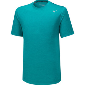Mizuno Impulse Core Tee Men, blue grass